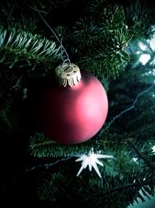 xmas tree ball