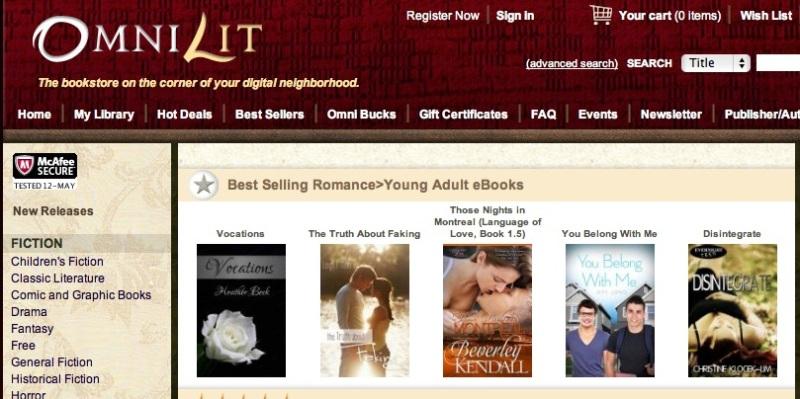 OmniLit bestseller