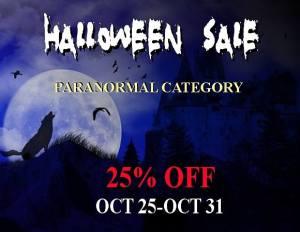 ET paranormal sale